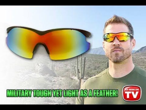 fbc48a4127 TacGlasses (AS SEEN ON TV) REVIEW!!!! - YouTube