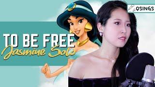 "[COVER] Disney's Aladdin: ""To Be Free"" cover, Jasmine solo"