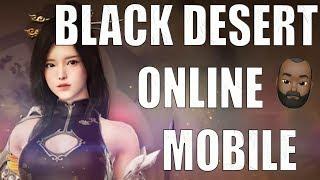 (Live)Let's Check Out Black Desert Mobile