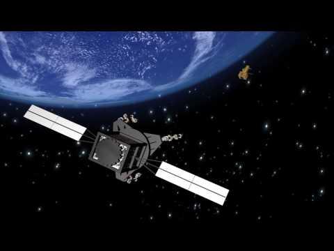 NASA's space bound robot will fix satellites