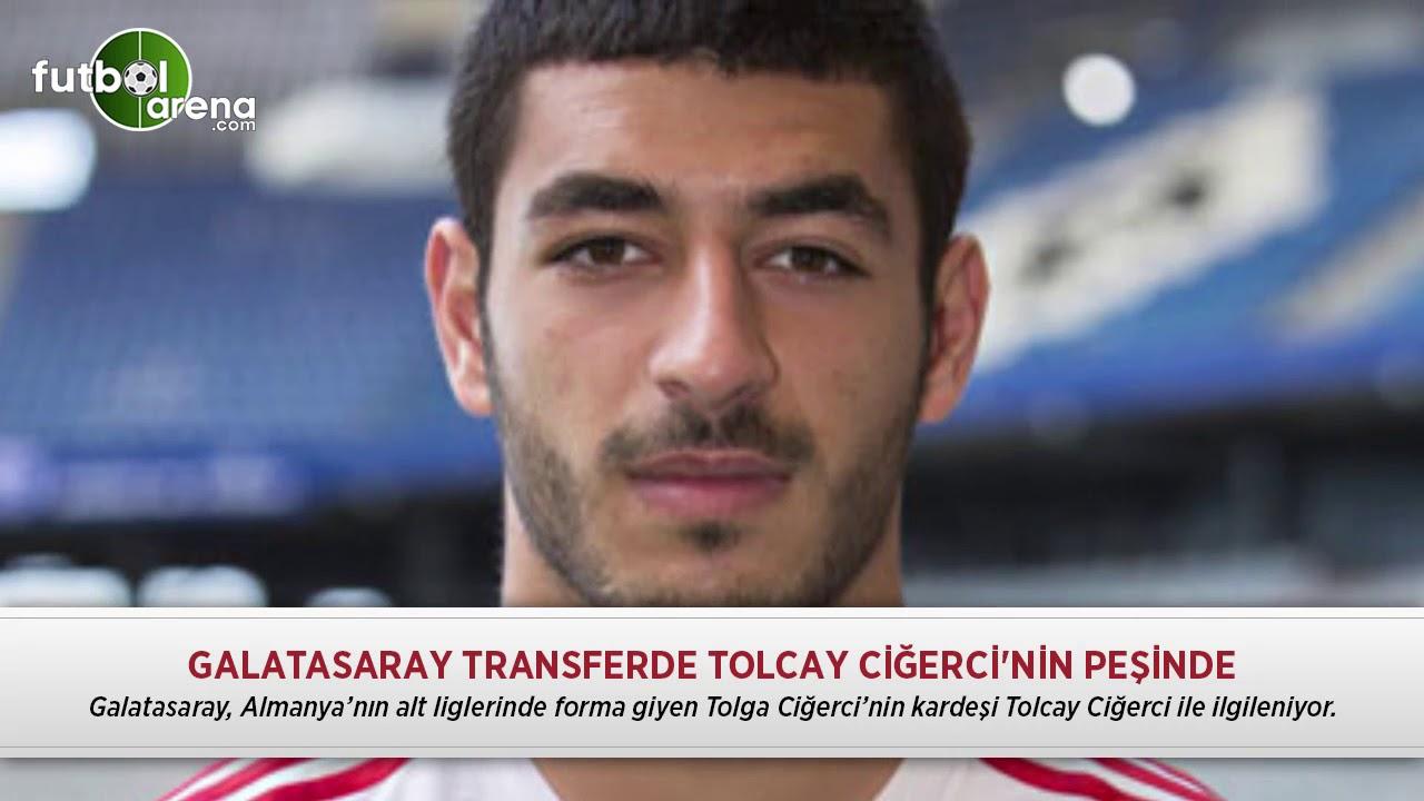 Galatasaray Transferde Tolcay Ci U011ferci U0026 39 Nin Pe U015finde YouTube