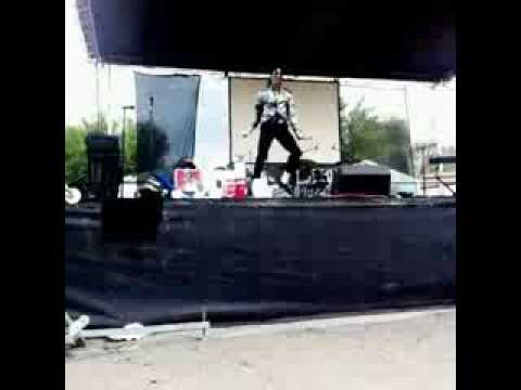 2300 jackson st gary indiana 2013 acts ed hollis youtube for Jackson 5 mural gary indiana