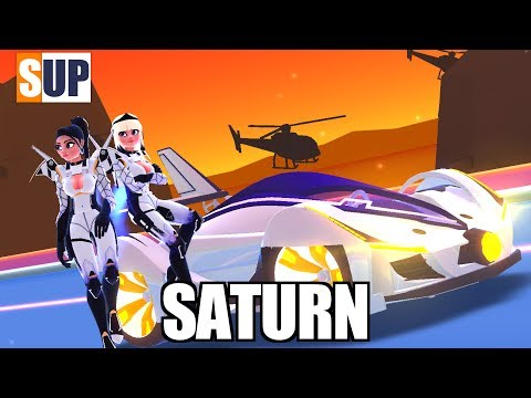 Sup multiplayer racing SATURN review?