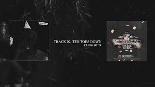 OHNO - Ten Toes Down ft. Big Soto (Audio)