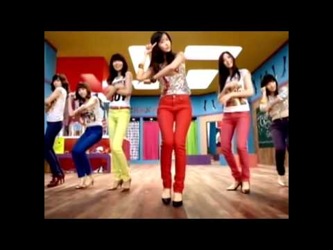 Girls' Generation - Gee (THE MANLY VERSION)