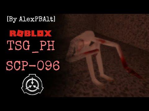 Roblox Tsg Ph Scp 096 Demonstration Youtube