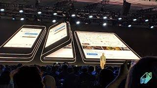 Składany smartfon od Samsunga, One UI oraz nowe Bixby - podsumowanie SDC18 | Robert Nawrowski