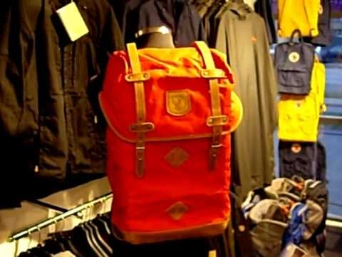 fjällräven rucksack no. 21 medium red