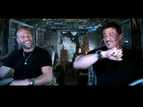 The Expendables 2 Trailer Official HD
