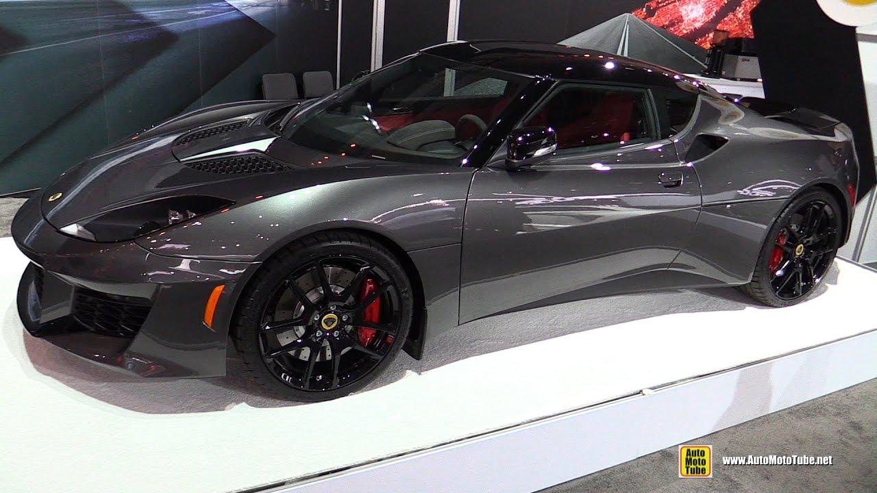 2017 Lotus Evora 400 Exterior Walkaround New York Auto Show