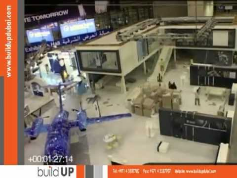 Build UP LLC / Mubadala Development Company @ Dubai Airshow 2011