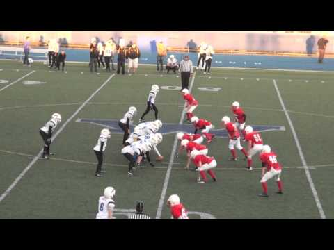 Stillwater Junior High School vs Big Lake 7th Grade Football