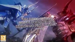 Dissidia Final Fantasy NT – Tráiler de lanzamiento