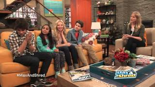 Max & Shred: Imitating Each Other