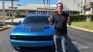 Is the Dodge Challenger R/T SCAT Pack the better option over the Hellcat? - Raiti's Rides