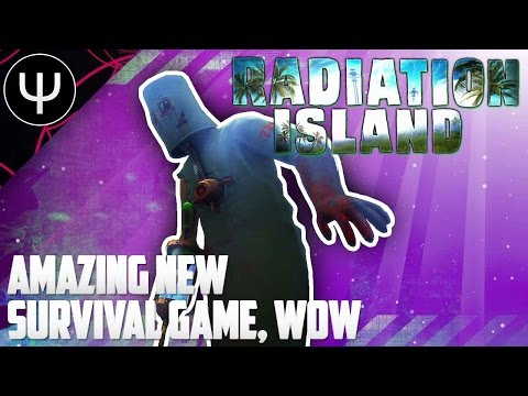 Radiation Island — Amazing New Survival Game, Wow!