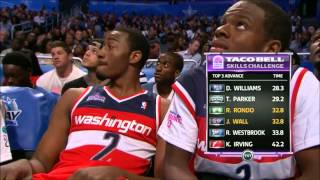 NBA Taco Bell Skills Challenge | All-Star 2012