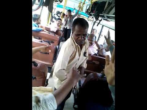 Super dance of @Mali mama@ travel in bus