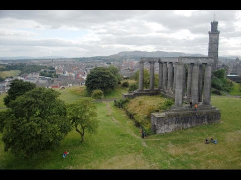 Places to see in ( Edinburgh - UK ) Calton Hill