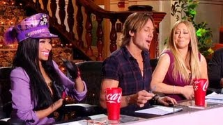 """AMERICAN IDOL"" SAN ANTONIO & LONG BEACH AUDITIONS 12x05- IDOL CAP"