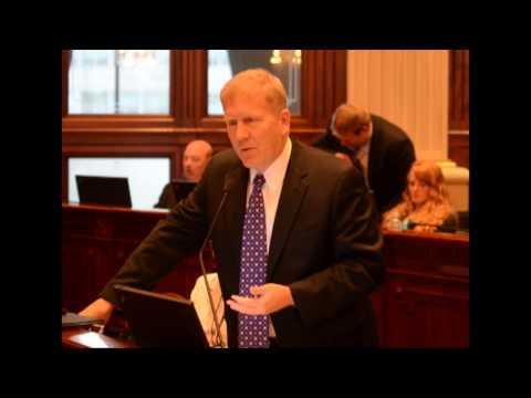House Republican Leader Tom Cross Examines the Democrat FY14 Budget