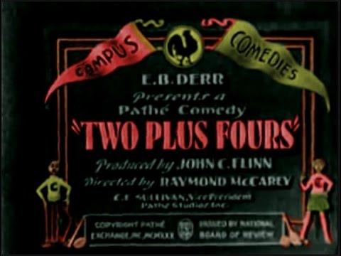 Two Plus Fours (1930)