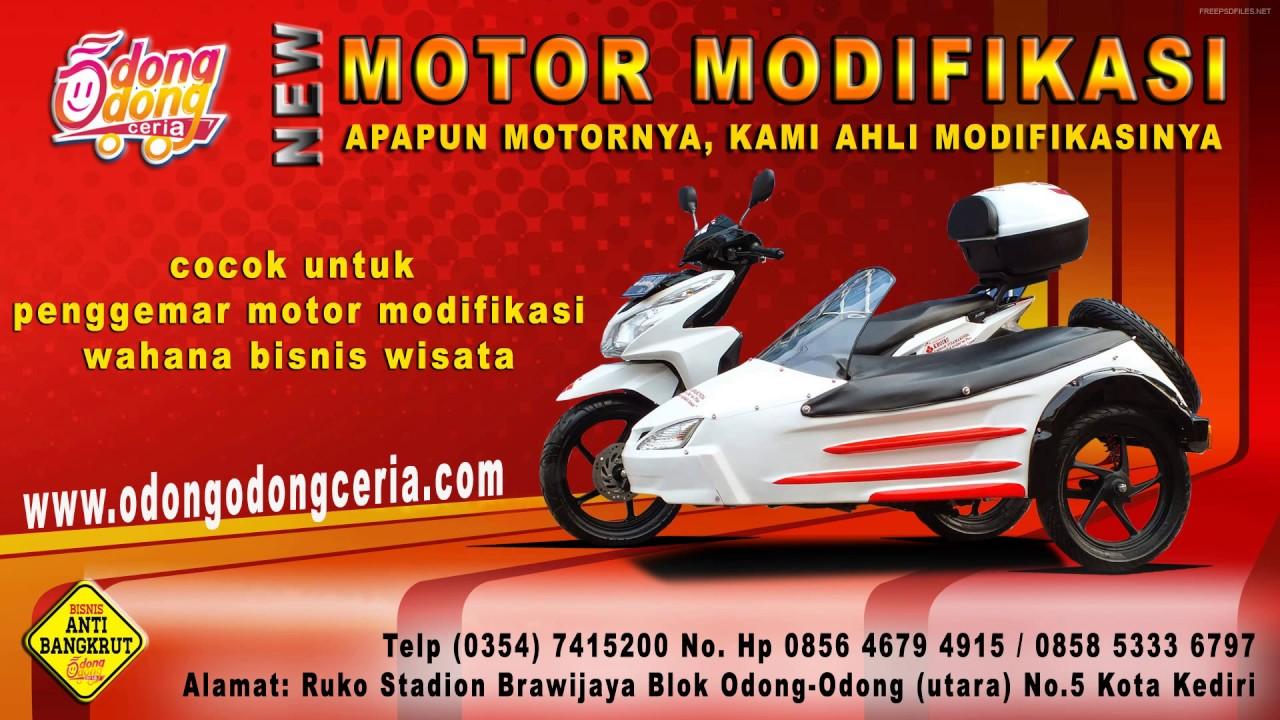 Becak Motor Keren 0856 4679 4915 YouTube