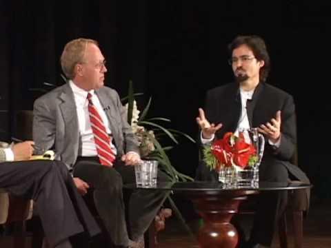 Hamza Yusuf & Chris Hedges: Does God Love War? Part 3 (of 3)