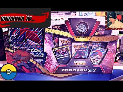 Zoroark GX Box Öppning Med P.5 OCH VINNARNA ÄR...