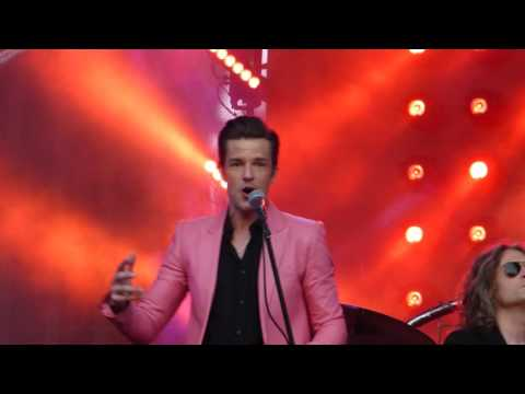 1 The Killers -The Man - - BST Hyde Park - 08 - 07 - 2017
