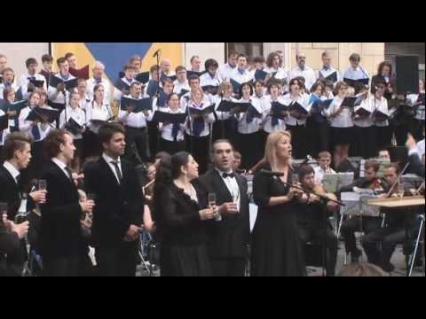 CHORUS INSIDE - 2012; Giuseppe Verdi,
