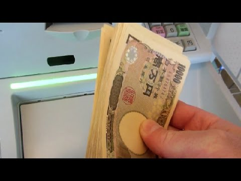 how to use atm in japan