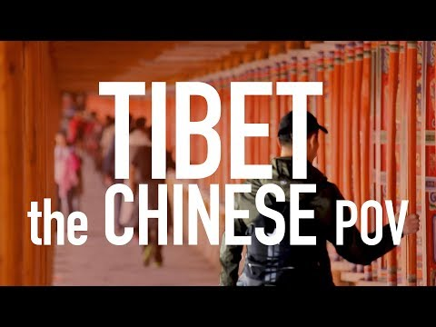Tibet from China's Point of View // This is Western China