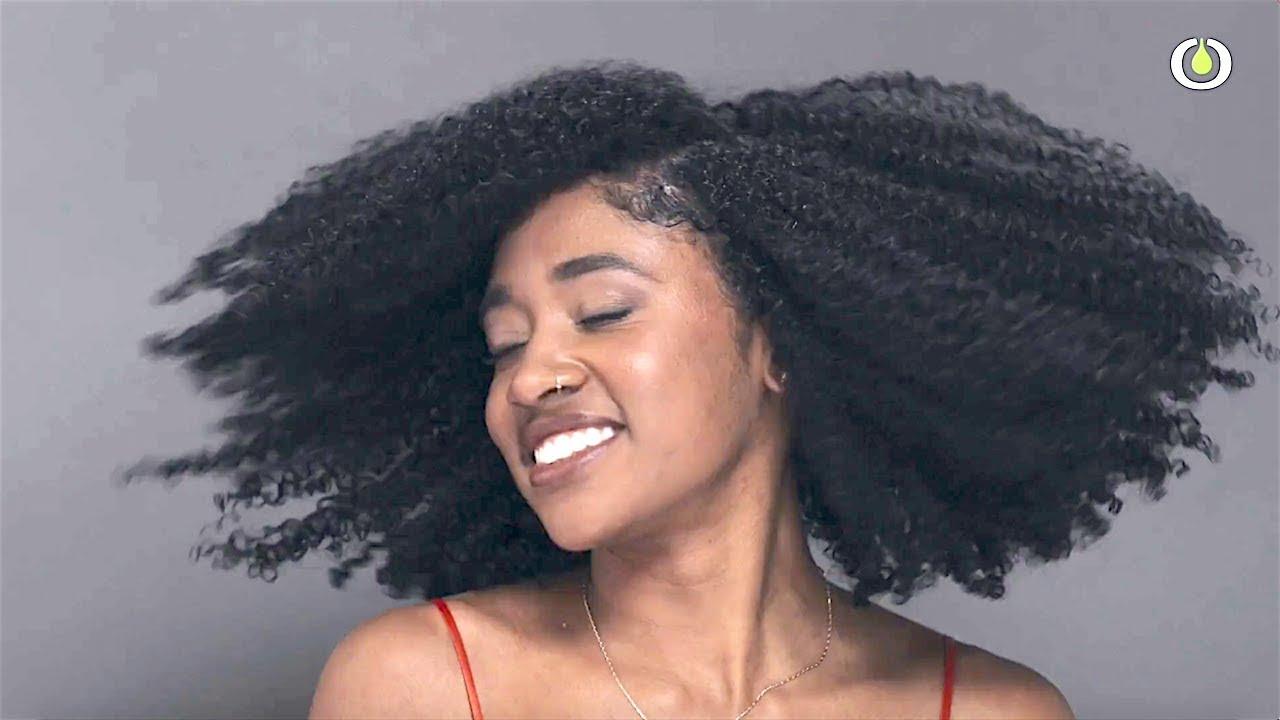 iHairi Photoshoot Ready o Natural iHairi iStylingi w ORS YouTube