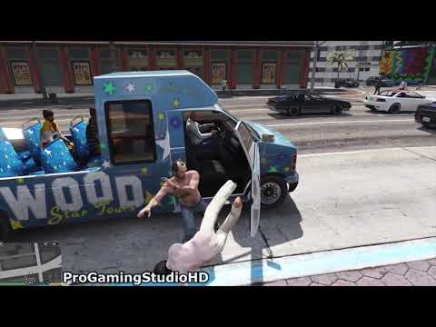 GTA 5 CRAZY Life Compilation (Grand Theft Auto V Funny Moments and Fails #105)