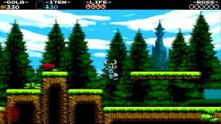 Shovel Knight PC Gameplay *HD* 1080P Max Settings