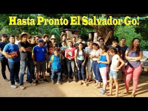 15- Así Despedimos a El Salvador Go! - Convivio Con El Salvador Go Parte 15 de 15