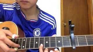 Hướng dẫn guitar My Heart Will Go On - Sungha Jung (Part 1)