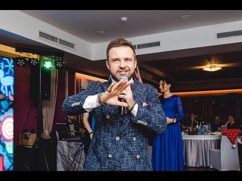Ведущий праздничных мероприятий - Алексей Пашин