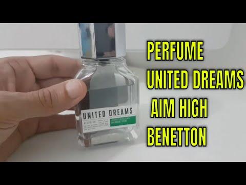TESTEI UNITED DREAMS AIM HIGH BENETTON
