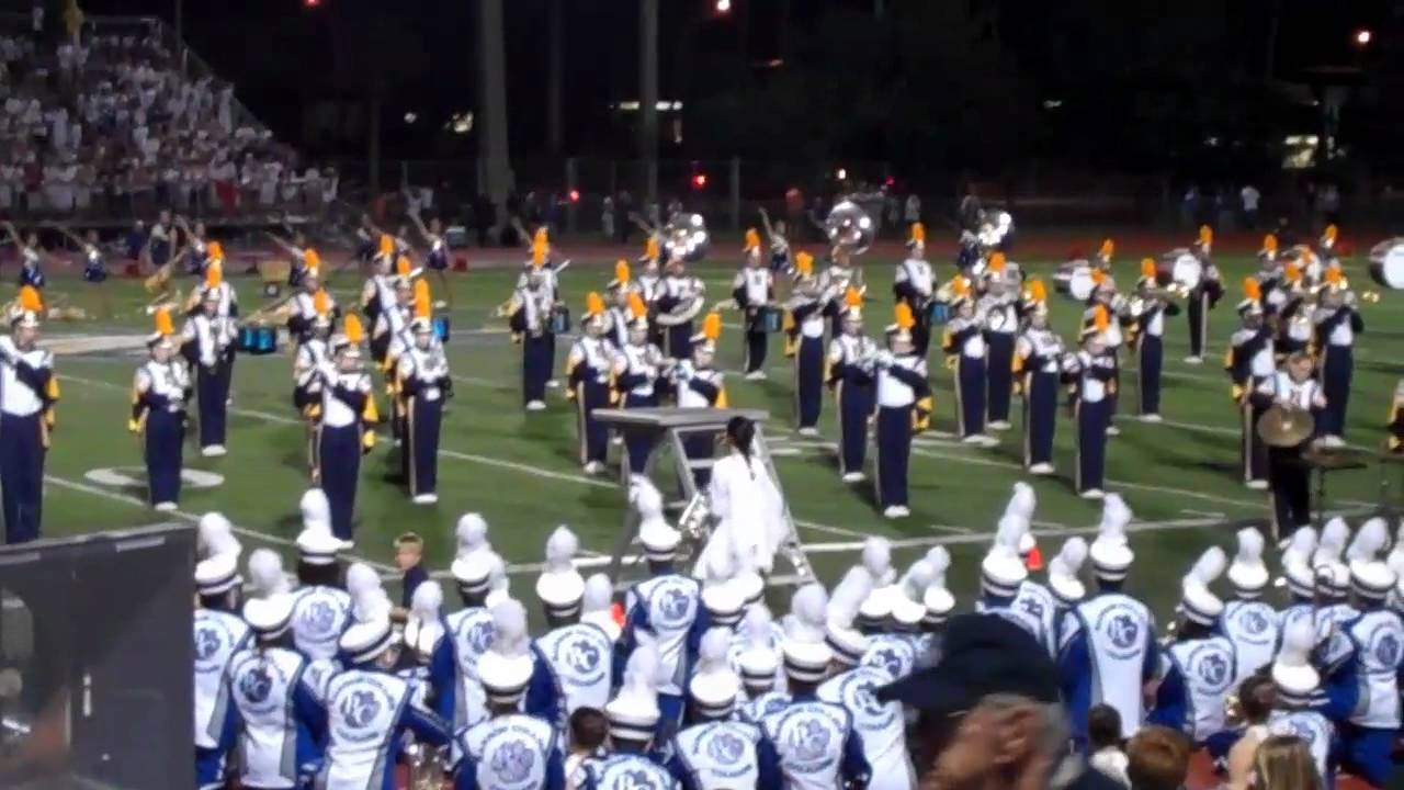 Naples High School Golden Eagle Marching Band 2012 - Les ...