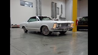 1964 Buick Riviera in Arctic White & Engine Sound on My Car Story with Lou Costabile