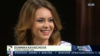 Trochu inak s Adelou Banášovou: Dominika Kavaschová/ členka činohry SND