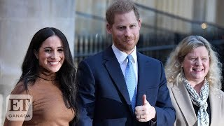 Prince Harry And Meghan Markle Share Next Steps