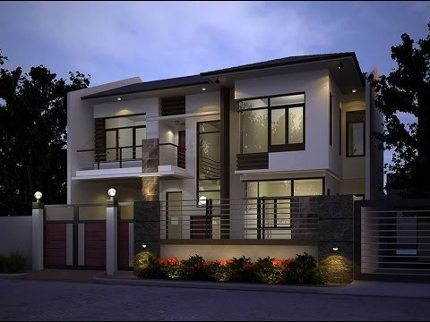 Front Home Design   Beautiful House Elevation   42   Design