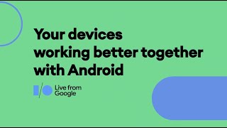 Cars, TVs, laptops and more working better together with Android [Hindi]