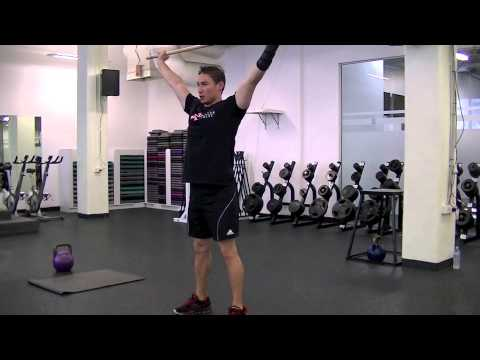Rockstar Fitness: No Excuses Fractured Wrist Pt 1