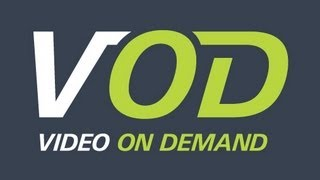 Was ist VoD // Video on Demand