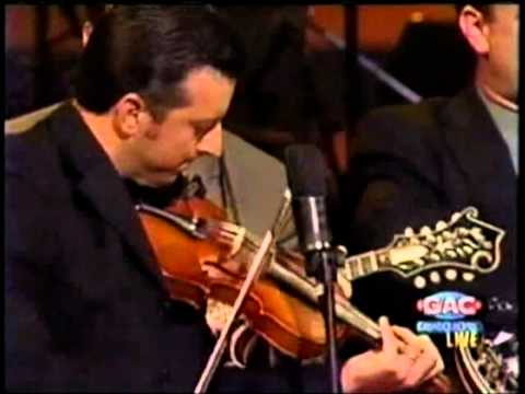 """Del McCoury """" Let An Old Racehorse Run"""" Live at the Grand Ole Opry"""