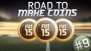 FIFA 15 ULTIMATE TEAM   COMPRAVENDITA #9   COME FARE CREDITI